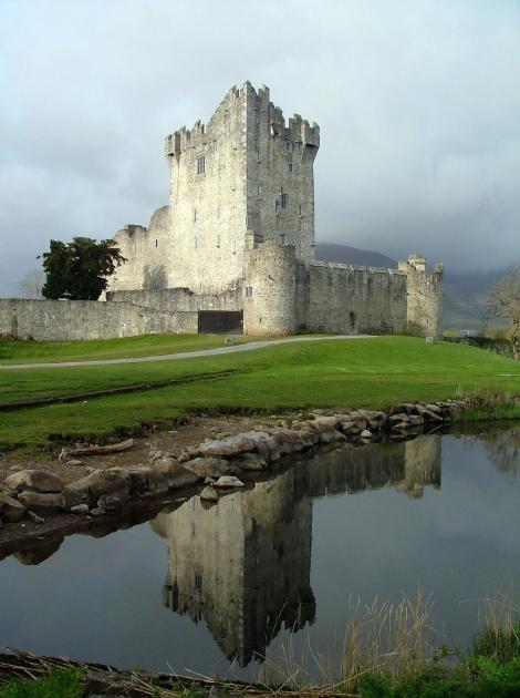 Ross Castle, Killarney, Ireland