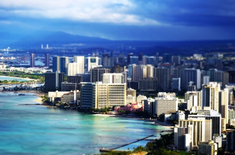 Miniature Waikiki