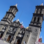 Puebla Cathedral_Blog